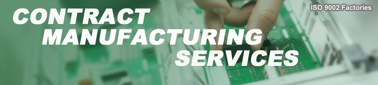 Contract manufacturing China services