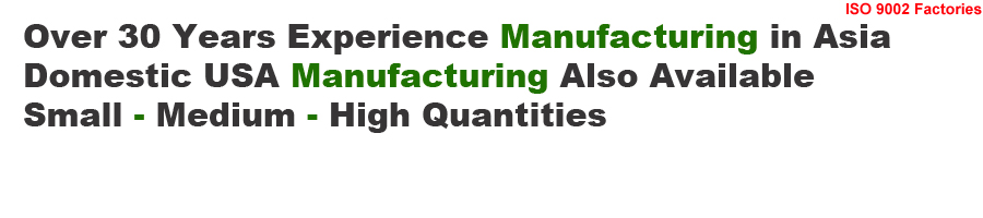 Contract manufacturing USA services
